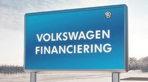 Volkswagen Financial Services - financial lease