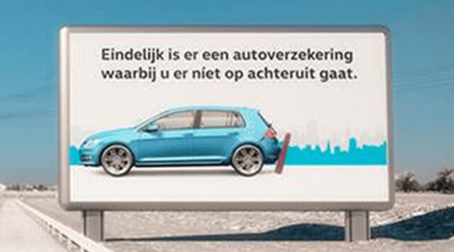 Volkswagen Financial Services - autoverzekering